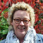 Sabine Dirkes, Leiterin des Kinderhospiz-Stützpunkt Löwenherz Lingen