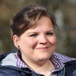 Alexandra Wolters Mitarbeiterin im Personalwesen bei Löwenherz