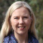 Katharina Jacobsen, Koordinatorin für ambulante Kinderhospizarbeit von Löwenherz in Niedersachsen
