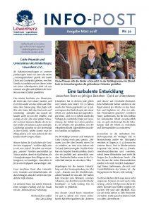 Löwenherz-Infopost Ausgabe 72, März 2018