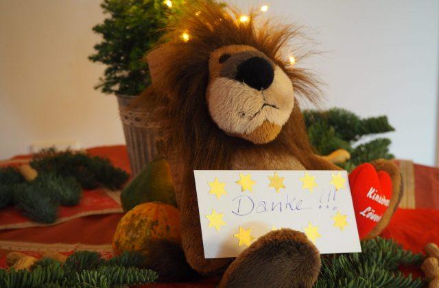 Firmen und Unternehmen können für Löwenherz spenden statt schenken